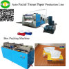 Automatic V-Folded Facial Paper Making Machine