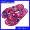 2016 Gaily-Colored PE Flip Flop for Women (15I024)
