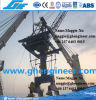 400tph Clinker Gypsum Unloading Machine Port Jetty Crane