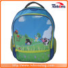 Cute Animal Design Girl Trolley School Bags for Promotional Use