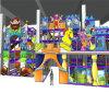 Cheer Amusement Castle Themed Kids Indoor Playground Fitness Equipment