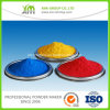 Colours Thermosetting Powder Coating for Metallic