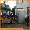 Industrial Small Electric Powder Coating Oven Loading to USA