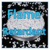 Flame Fire Retardant LDPE White Masterbatch Fr