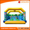 New Factory Manufacturer Inflatable Toy Jumping Sea World Bouncer (T1-403)