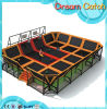 2017 Hot Sale Sports Series Indoor Childrens Playground Trampoline