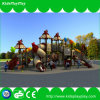 Kidsplayplay New Design Outdoor Playground Equipment with Plastic Slide (KP13-54)