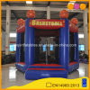Basketball Bouncer Inflatable Jumping House Basketball Toss Game (AQ01788)