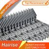 Thick Raised Rib Plastic Conveyor Belt-Driven