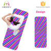 Non Slip Wet Absorbent Microsuede Yoga Mat with Private Label