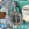 Cryogenic Service Flanged Ends Butterfly Valve