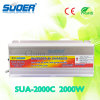 Suoer DC 12V 2000W Modified Sine Wave Power Inverter with Charger (SUA-2000C)