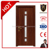 Popular Design Cheap Wooden PVC Doors with Soncap, Ce Certificate.