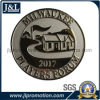 Customer Design Challenge Coin with Sandblasting Background