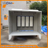 Gray Color Standard Size Manual Powder Spray Cabinet