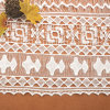 in Stock Lace Material Wholesale African Guipure Lace Fabric