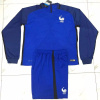 2016 2017 Season Long -Sleeve France Away Soccer Uniform