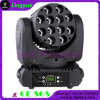 12PCS RGBW 4in1 LED Mini Moving Head Beam 12W RGBW