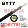 Outdoor Gyty Single Mode Multi-Mode 2~144 Core Fiber Optical Cable