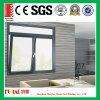 Red Wood Custom Color Aluminium Window