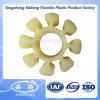Yellow Polyurethane Coupling PU Coupling Flexible Coupling