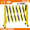 Cheap Price to Sell Yellow & Black Portable Plastic Expanding Barrier