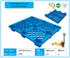 Single Face 4 Way Entry Grid Nine Feet Plastic Pallets 1000*900mm