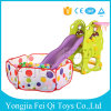 Hot Sale Five-in-One Plastic Small Slides for Preschool