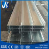 Building Material Steel Fabrication Used Cold Formed for Supply Galvanized C Type Purlin
