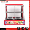 Counter Top Food Warmer Showcase Commercial Restaurant Equipment