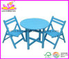 New Design Wooden Outdoor Furniture for Kids, Wooden Toy Table and Chair for Children, Outdoor Furniture for Baby Wj277595