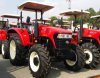 New Brand Wheeled Farm Tractor with 100HP Engine