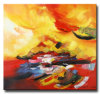 Abstract Oil Painting (MN-13)