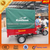 Three Wheeled Motorcycle for Open Cargo