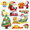 PVC Christmas Sticker