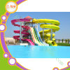 Aqua Park Equipment Fiberglass Rainbow Slide for Sale