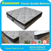 2013 New Style Pocket Spring Mattress with Visco Memory, Foam Mattress (KMN004)