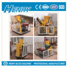 Hr1-25 Diesel Engine Interlocking Brick Machine Without Electricity
