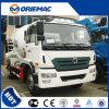 9m3 6X4 Concrete Mixer Truck