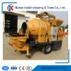 15 M3 Concrete Mixer with Delivery Pump (CPM15)