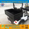 Zhongyi Brand 4 Seats off Road Electric Golf Car with Cargo Box