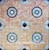 Stone Mosaic Decoration Popular Natural White Marble Mosaic Onyx Mosaic