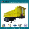 3 Axle Dump Truck Semi Trailer