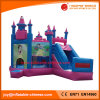 Inflatable Jumping Bouncer Castle with Giant Slide Combo (T2-498)