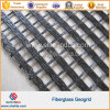 Road Construction Fiberglass Mesh Grid