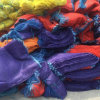 HDPE Raschel Mesh Drawstriing Bag for Vegetables