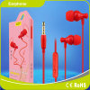 Factory with Package Power Bass Stereo Smartphone Earphone
