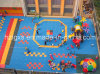 En1177 Approved Recyled Rubber Tiles for Playground
