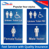 Customized Plastic Braille Signs Made in China
