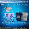 RTV Addition Cure Food Grade Silicone Rubber for Fondant Mould